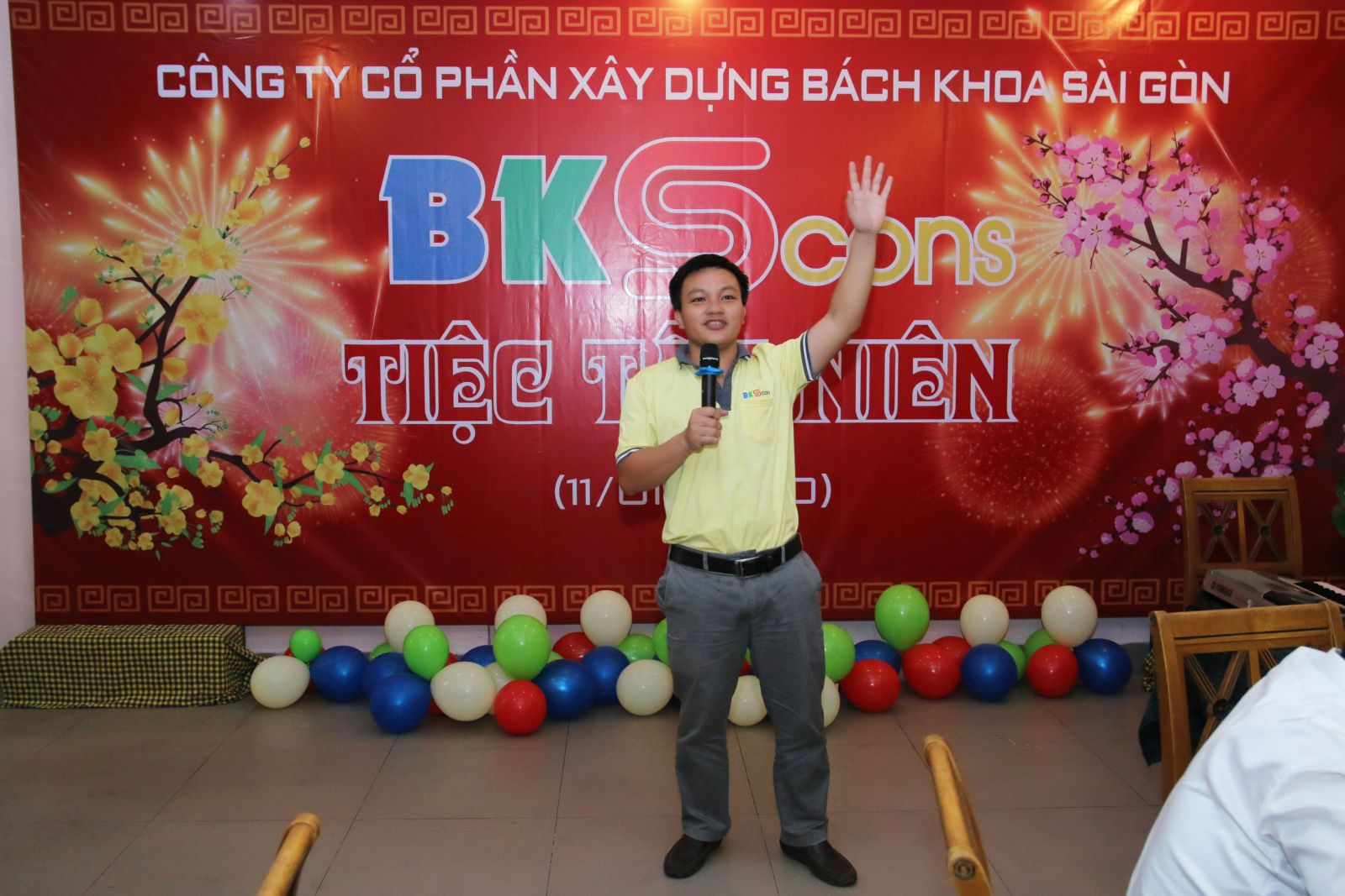 Ông Đào Văn Huân - Tổng giám đốc công ty